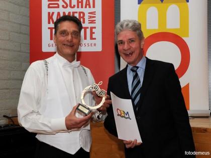 1e prijs op concours te Enschede